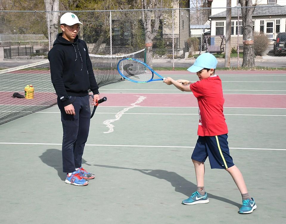 Tennis Lin Pecorari