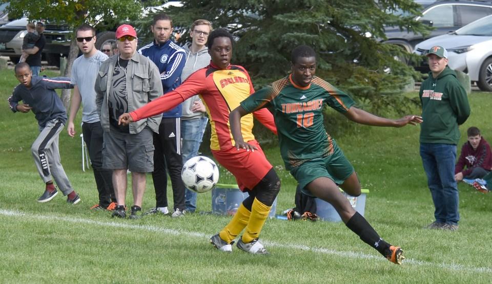 Boys soccer AEP CCI2