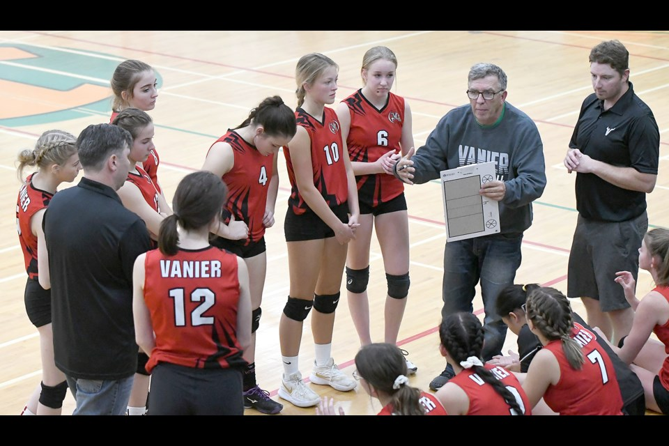 The defending champion Vanier Spirits will have a shot at another city title on Wednesday night.