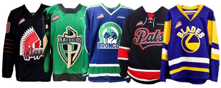Hockey Harvest Lottery jerseys