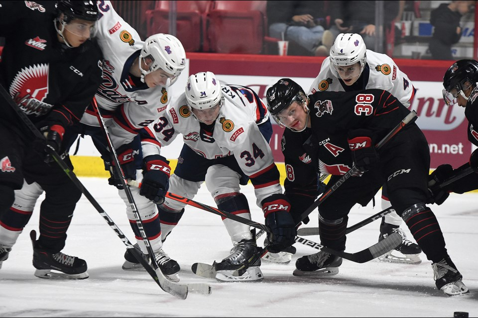 The results might not quite be there as of late, but things are coming along for Ryder Korczak and the Moose Jaw Warriors.