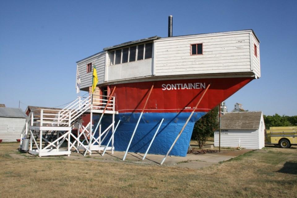 sukanen ship ron walter photo