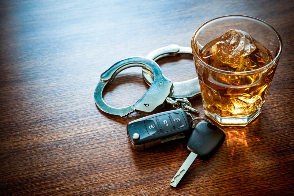 impaired driving concept shutterstock