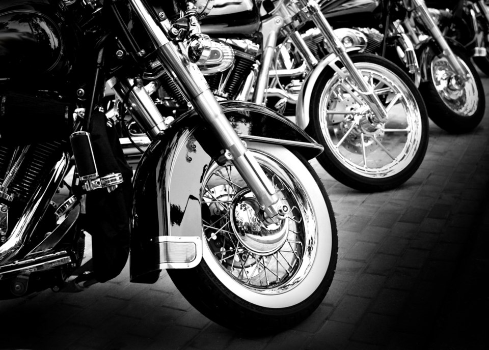 motorbikes shutterstock