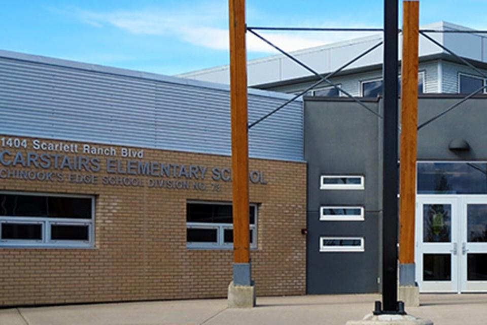car stock carstairs elementary school