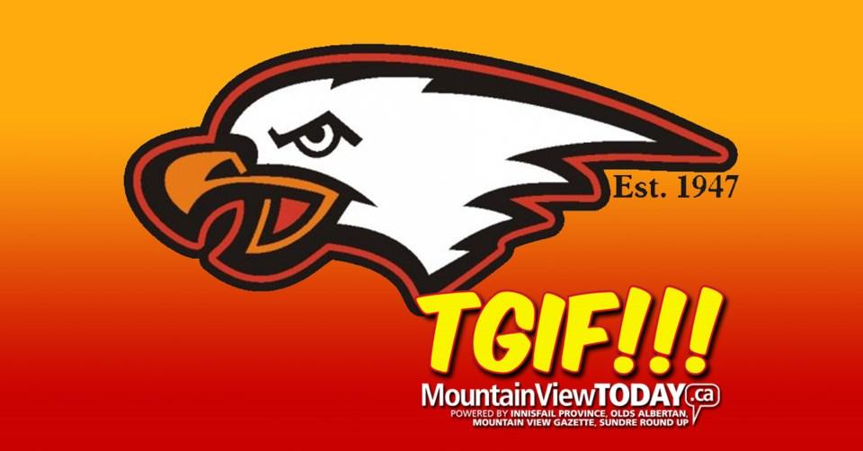 !TGIF Eagles