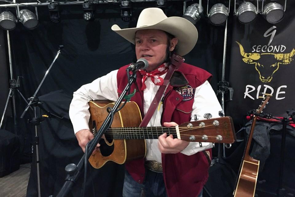 Ivan Daines Country Music Pick-nic