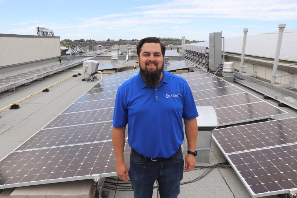 L Penhold solar roof 3