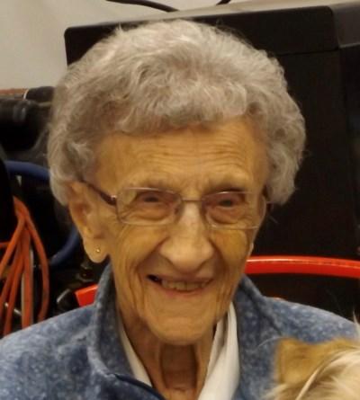 MCCAIG, Dorothy - Obituary Photo