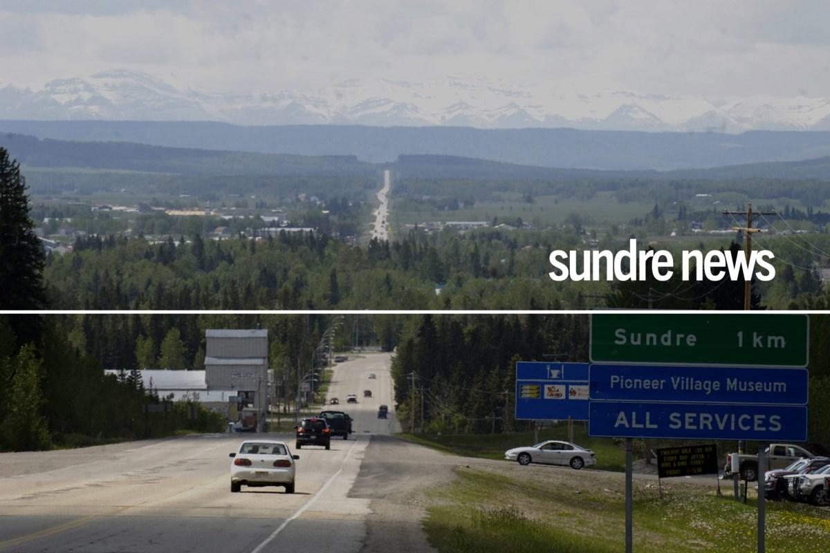 Work on Sundre's gigabit network underway