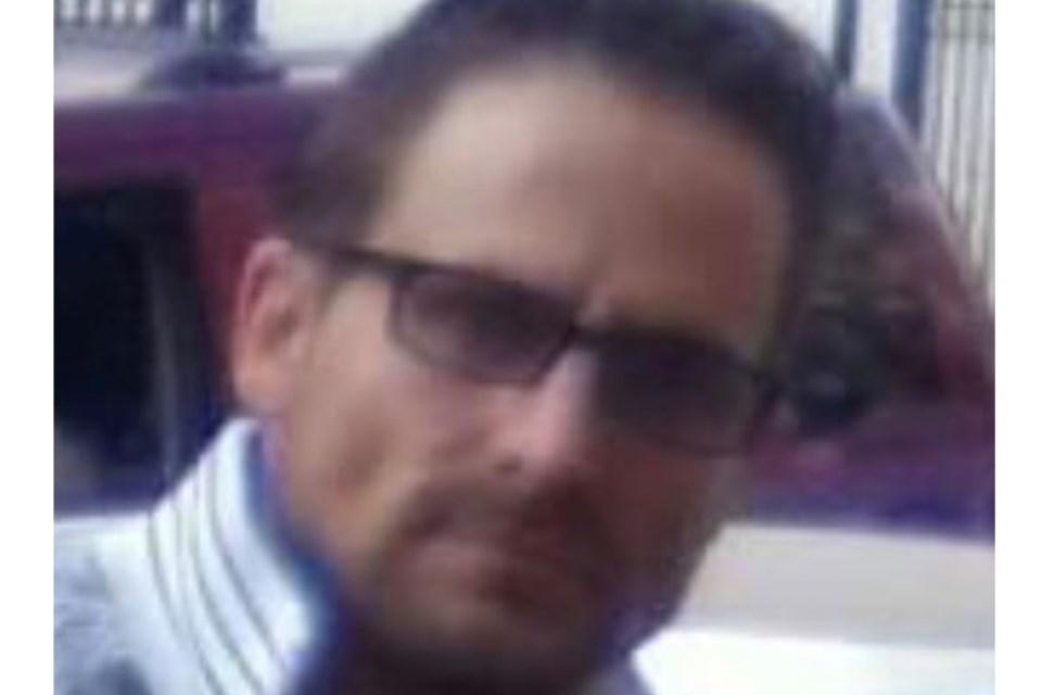 MVA missing man Thomas Yanciw