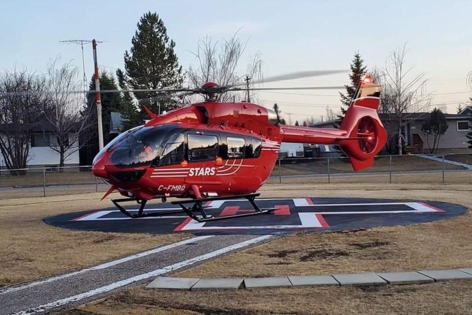MVA new STARS helicopter
