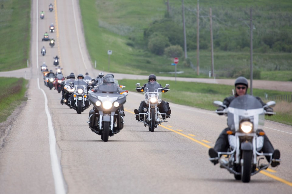 MVG rural ride for dad