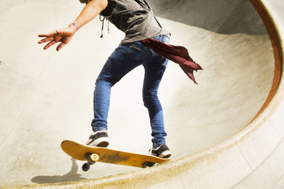 MVG skateboard