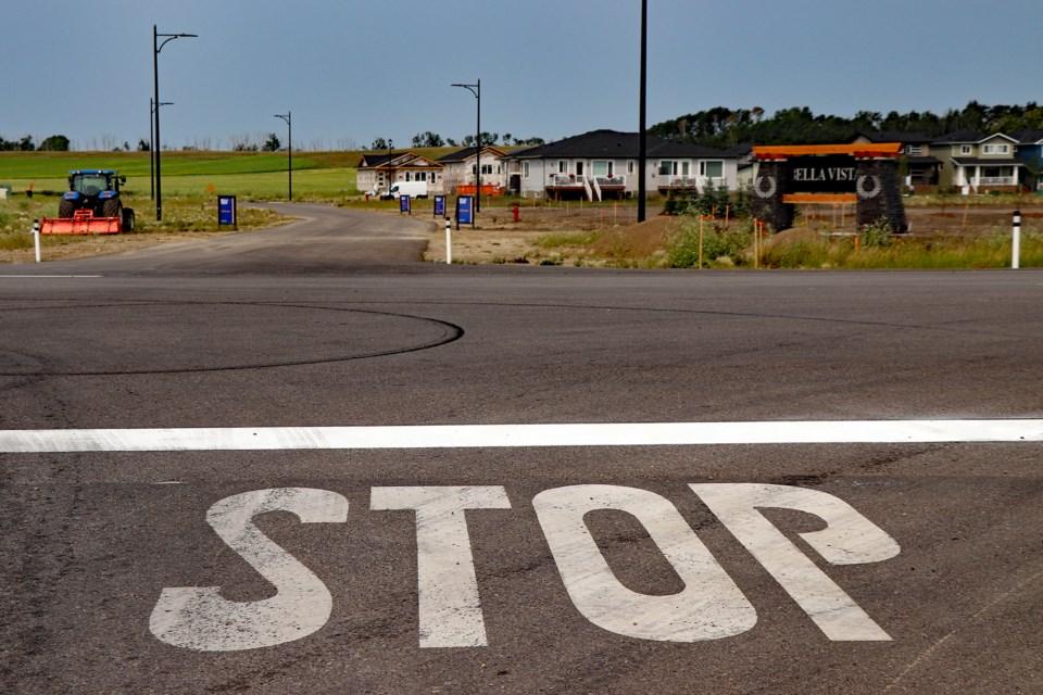 MVP Bella Vista intersection