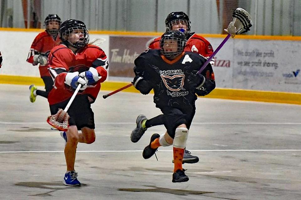 MVP Innisfail lacrosse