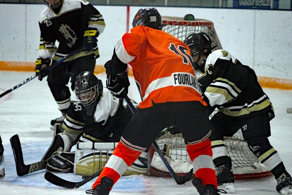 MVP Innisfail minor hockey association