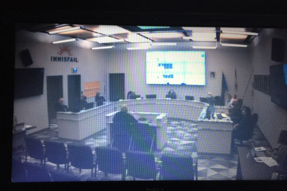 MVP Innisfail new camera for council chamber