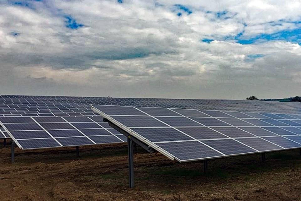 MVP Innisfail solar farm