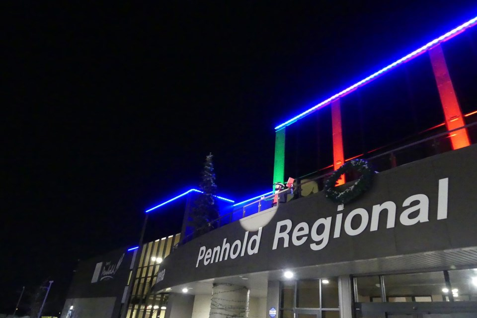 MVP Penhold Multiplex Christmas lights