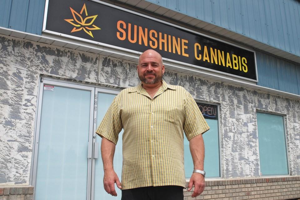 MVP-Sunshine Cannabis Brent Cleasby
