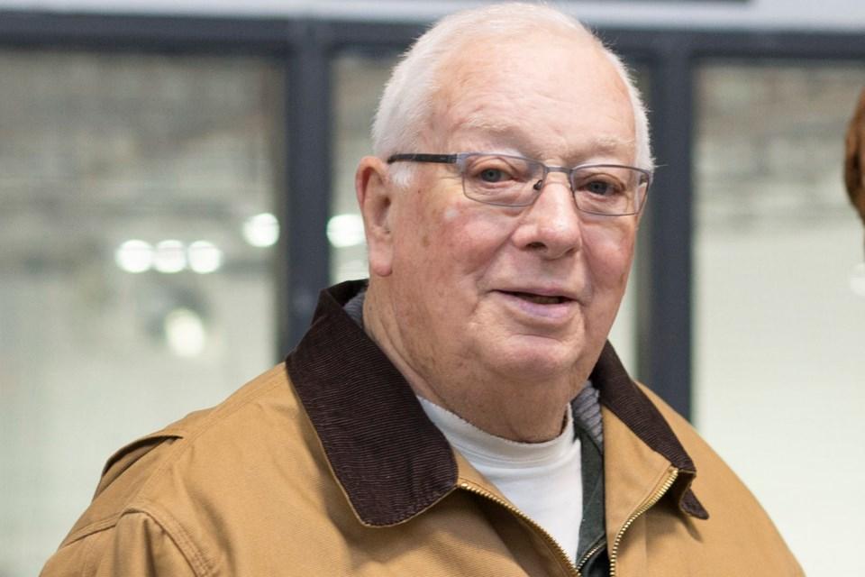 MVT Bob Clark Hockey Hall of Fame