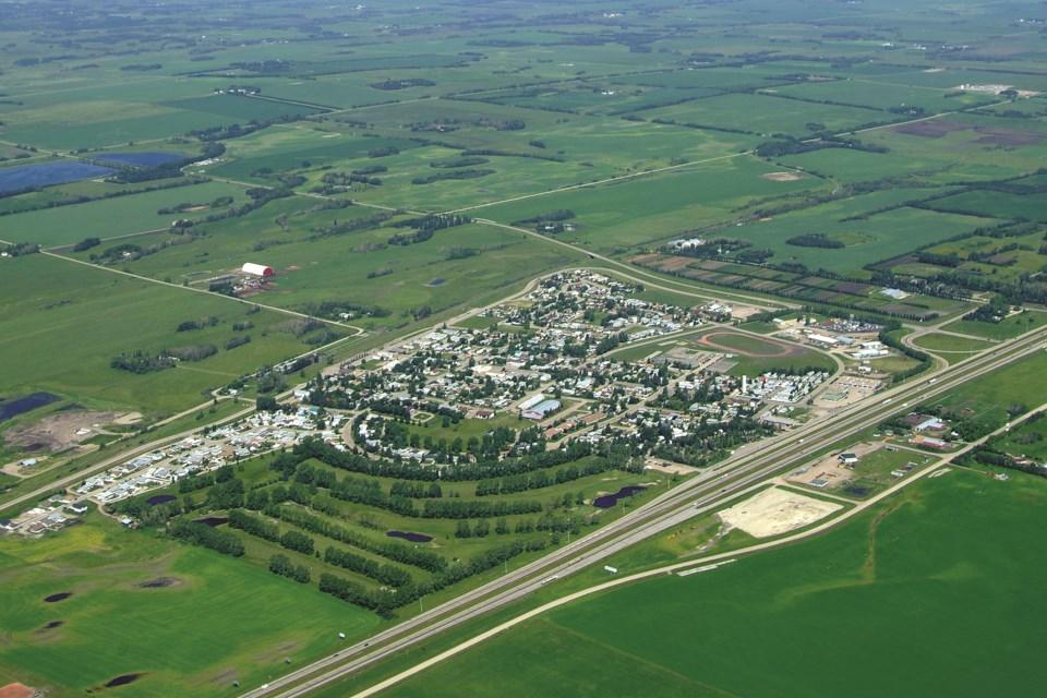 MVT Bowden aerial