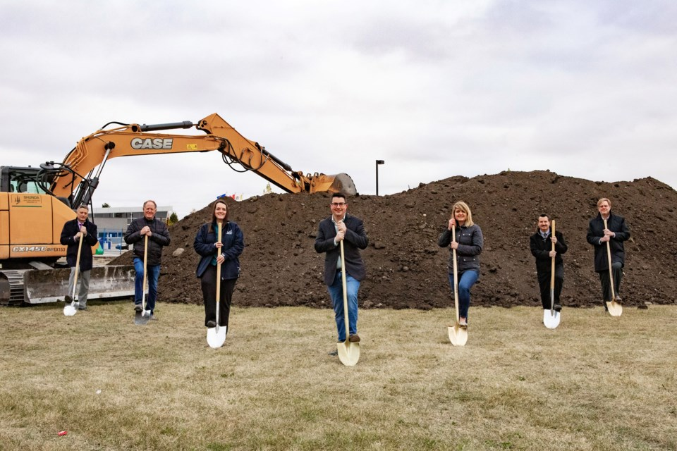 MVT carstairs school expansion