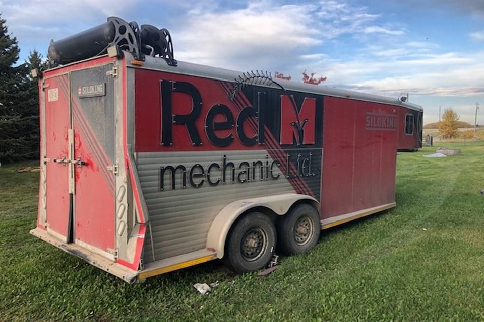 MVT Converted utility trailer