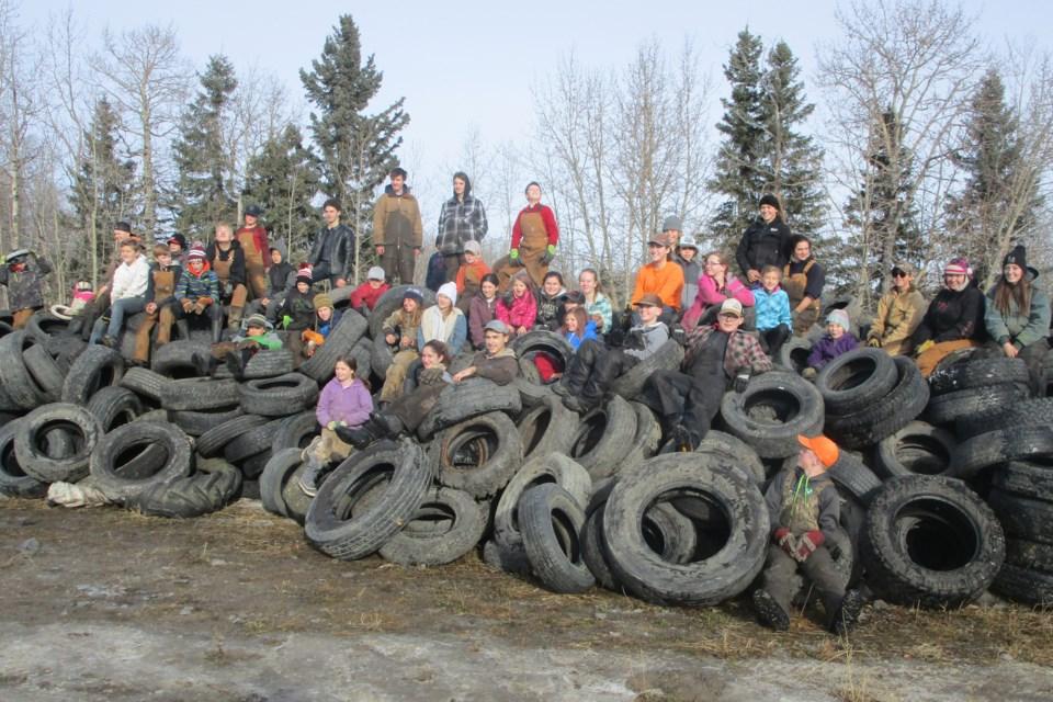 MVT Cremona 4-H members tires