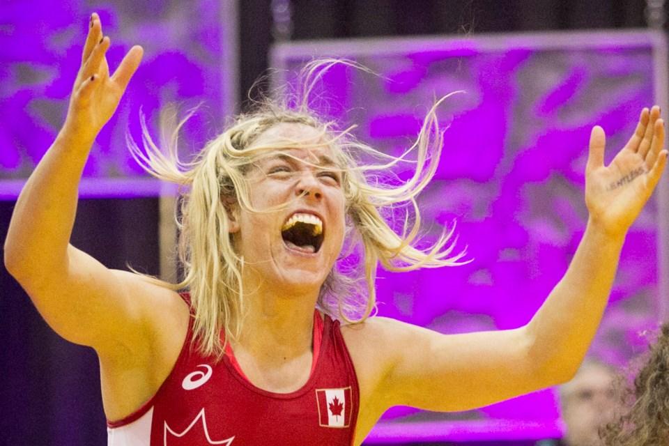 MVT Danielle Lappage wins