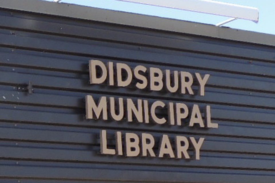 MVT Didsbury Municipal Library