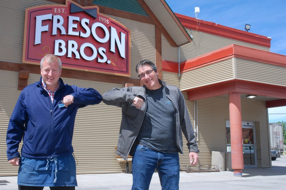 MVT Freson Bros new manager