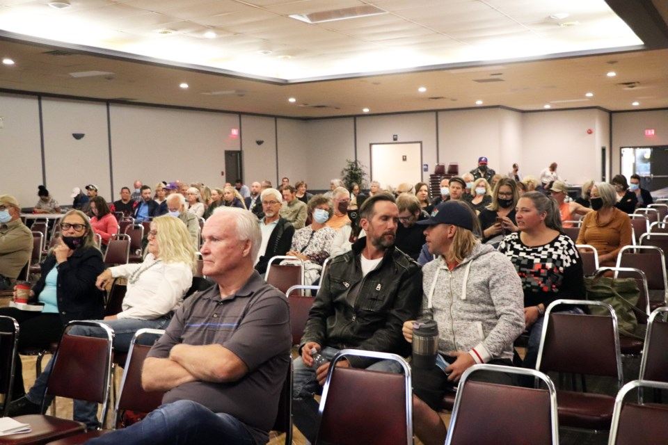 MVT Innisfail mayoral inperson forum cancelled