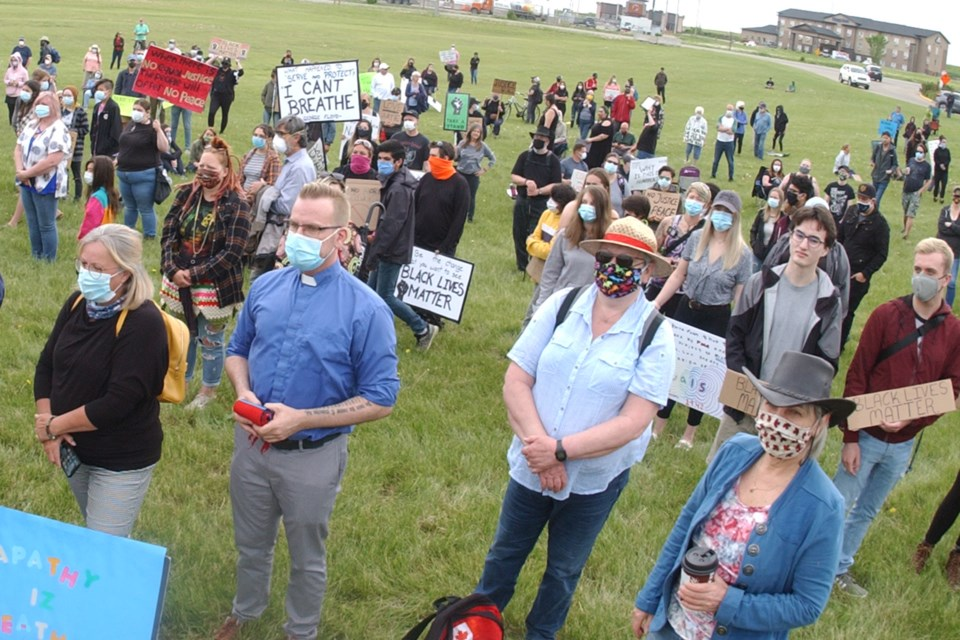 MVT Innisfail protest pic