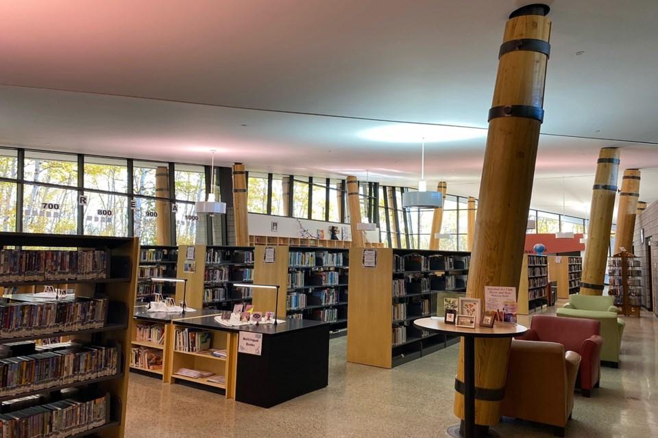 MVT Innisfail Public library