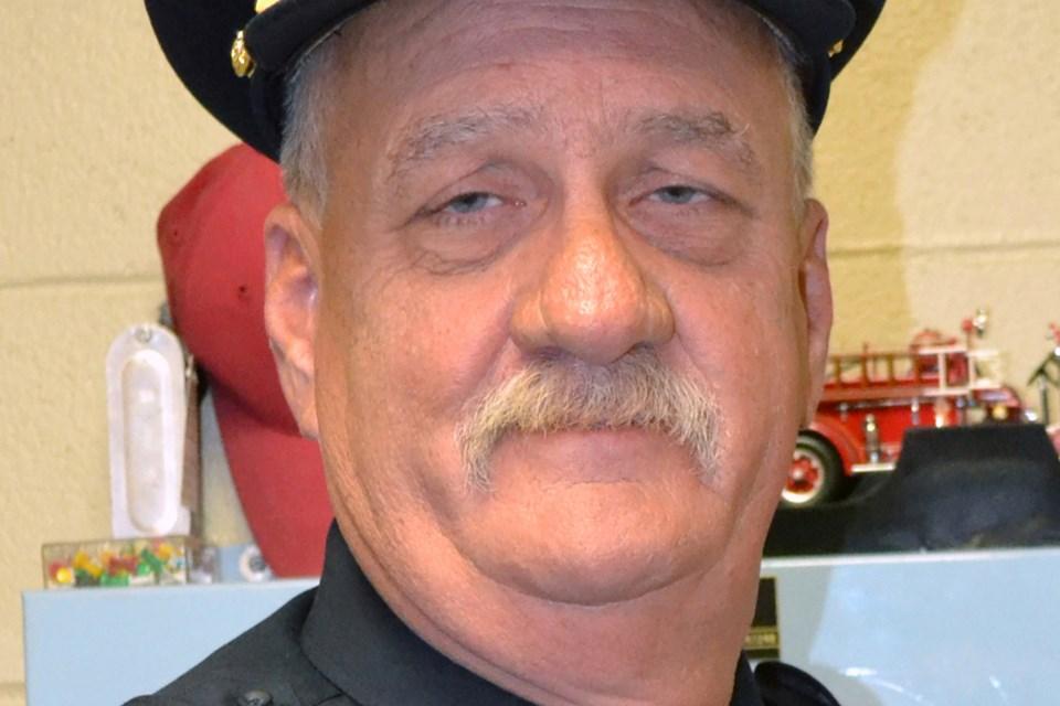 MVT Larry Werner retired Bowden fire chief