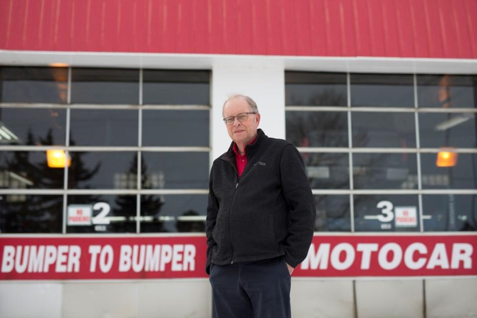 MVT local businessman shaken