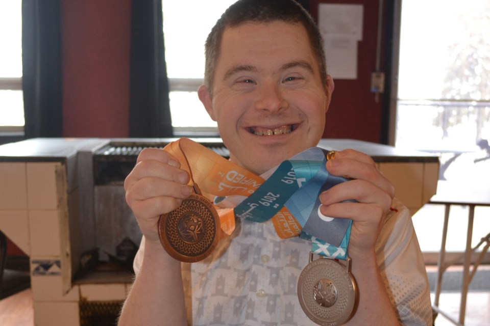 MVT Mark Mengersen Medals