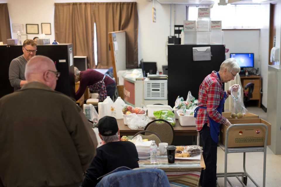 MVT Mountain View Food Bank