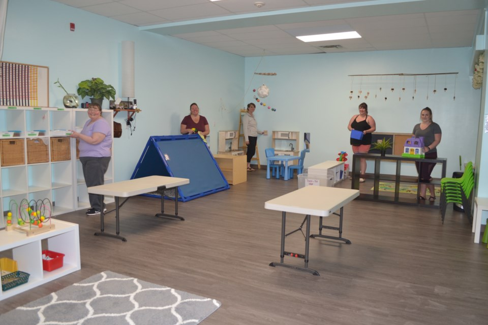 MVT Olds Boys and Girls Club reopens