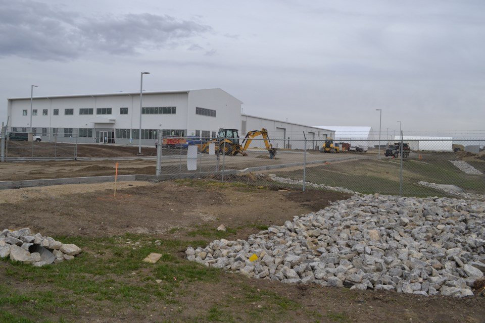 MVT Operations Centre May 7