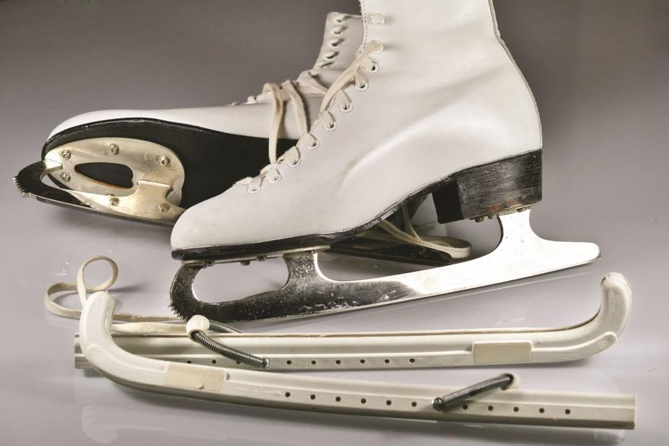 MVT stock figure skates