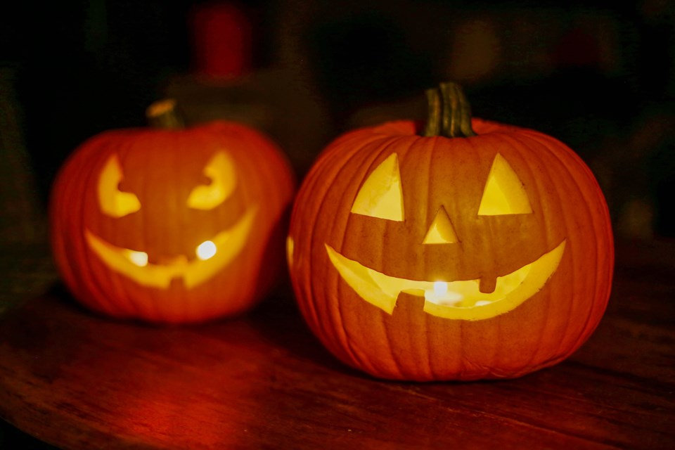 MVT stock Halloween pumpkins