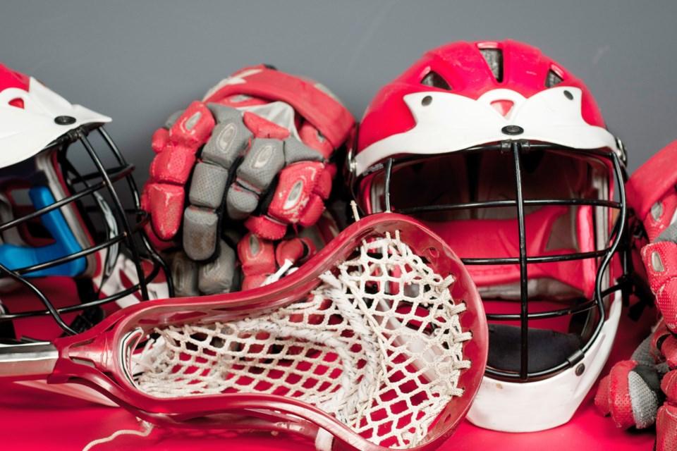 MVT stock lacrosse equipment