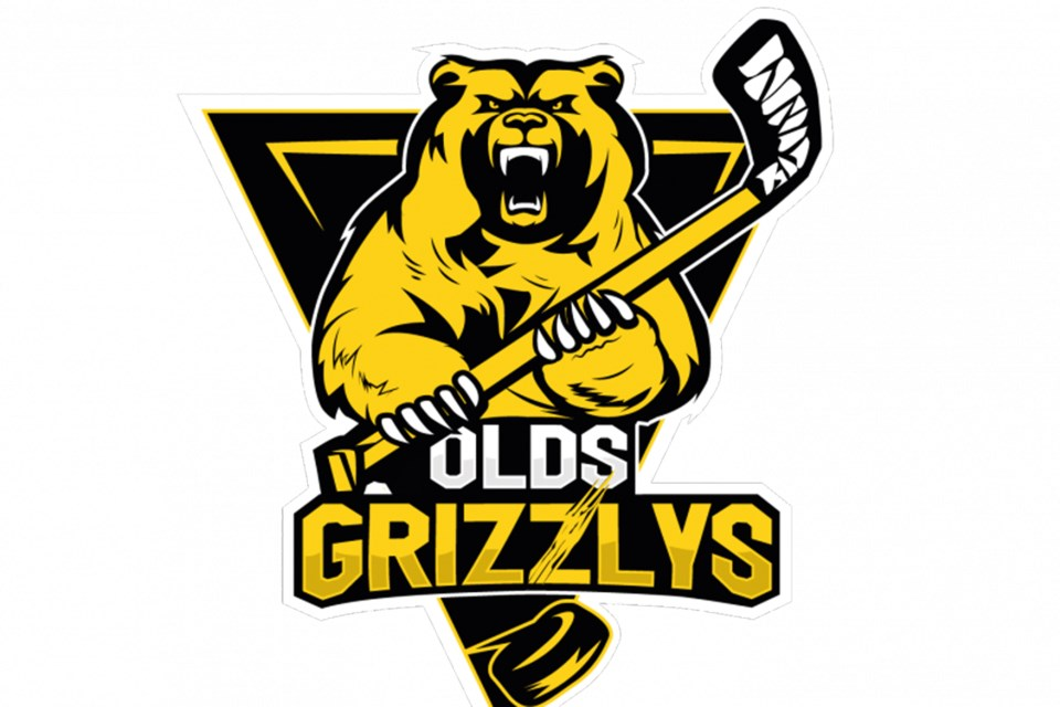 MVT stock Olds Grizzlys logo