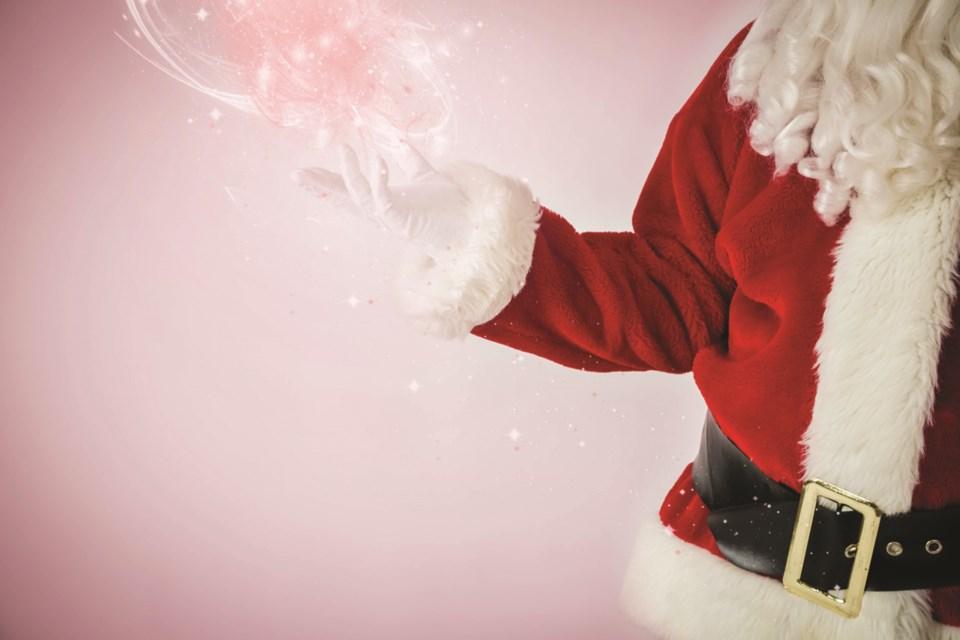 MVT stock santa