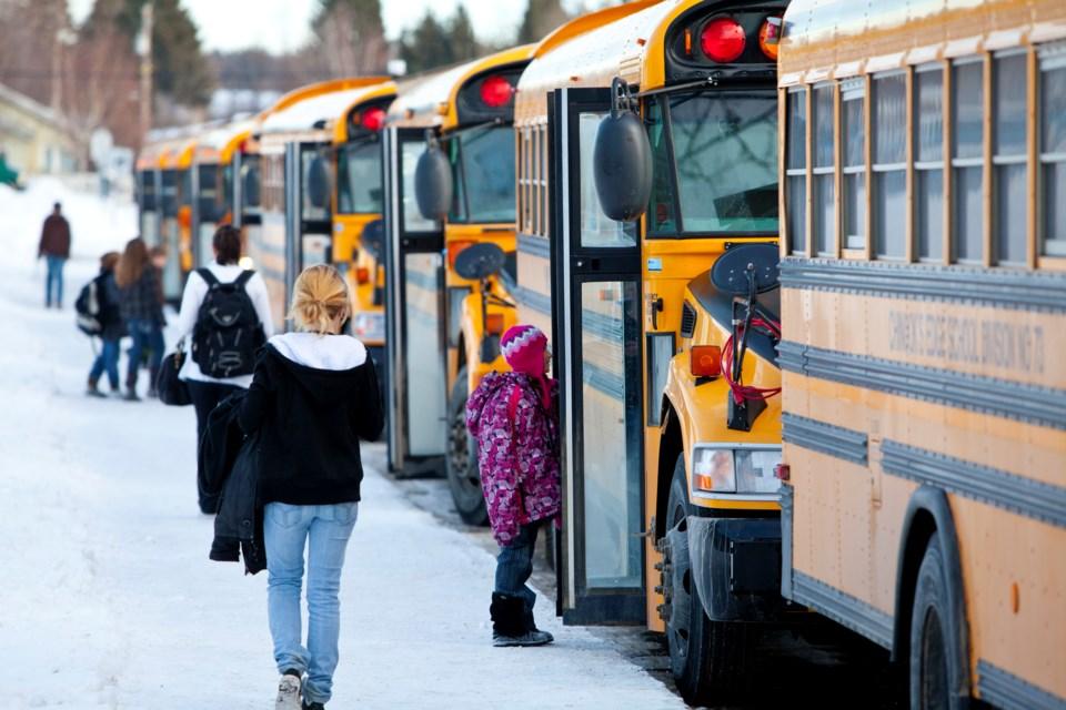 MVT stock school bus