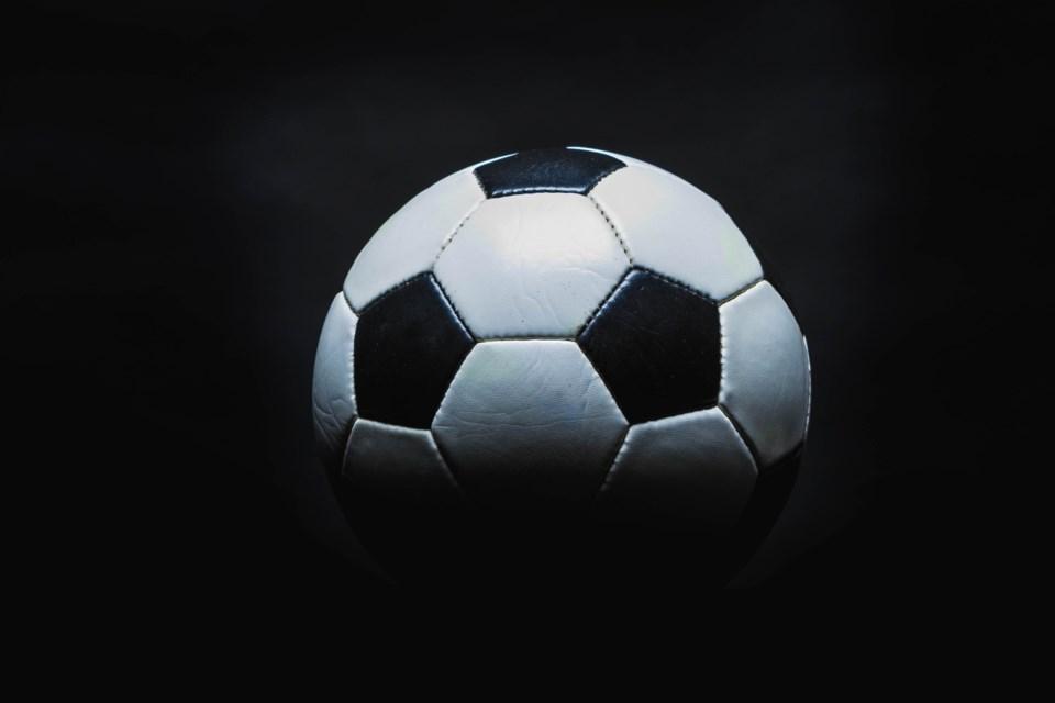 MVT stock soccer ball
