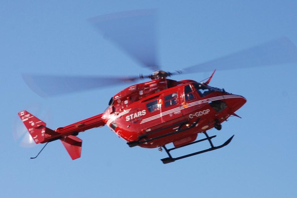 MVT stock STARS air ambulance